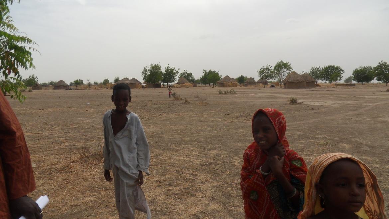 Certificats de naissance pour jeunes filles nomades